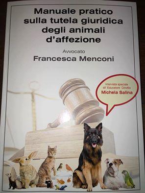 """alt=""""Manuale pratico sulla tutela giuridica degli animali d'affezione"""""""